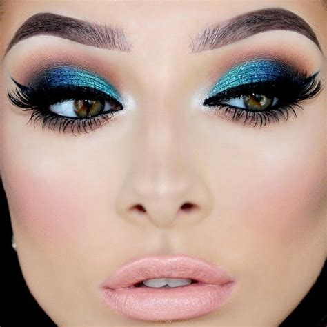 what colors make up blue how to rock blue makeup looks 20 blue makeup ideas