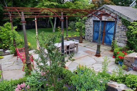 greek backyard designs greek revival recycle princeton