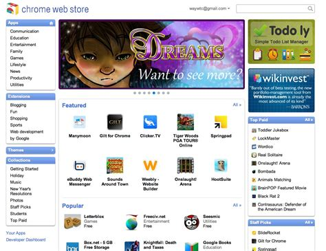 themes google chrome store cambia fb google y mas con stylish taringa