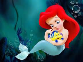 mermaid images ariel hd wallpaper