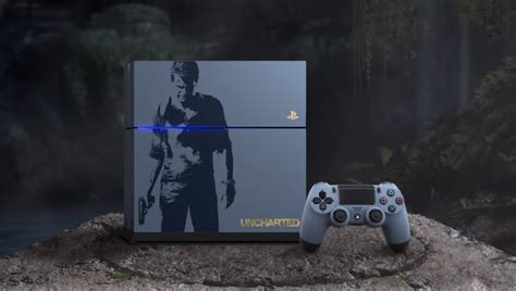 Ps4 Uncharted 4 Limited Tanpa limited edition uncharted 4 ps4 bundle revealed