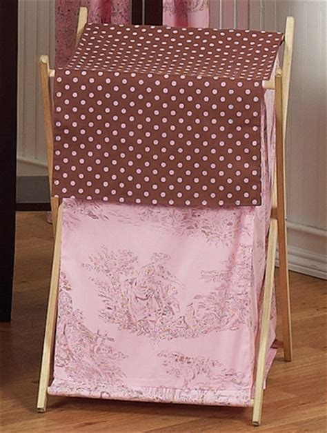 Pink And Brown Polka Dot Crib Bedding Baby And Clothes Laundry Her For Pink And Brown Toile And Polka Dot Bedding Only 39 99