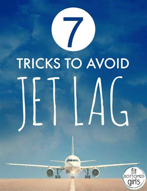 7 Tips To Overcome Jetlag by How To Avoid Jet Lag