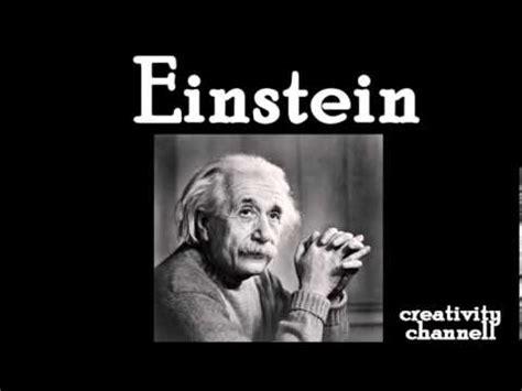 einstein su vida y biograf 205 a de albert einstein matematicos famosos cient 237 ficos personajes historicos youtube
