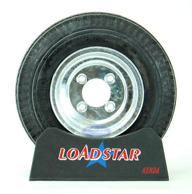 boat trailer tires get hot boat trailer tire by loadstar 4 80x8 galvanized wheels 4