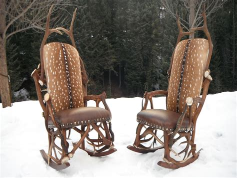 Deer Antler Chair by Antler Furniture Antler Chandeliers Antler L Deer