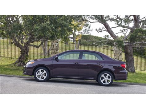 Custom 2012 Toyota Corolla 2012 Toyota Corolla Prices Reviews And Pictures U S