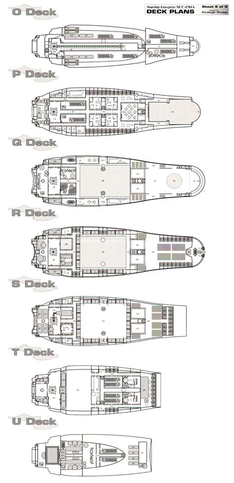 starship floor plan starship enterprise deck plans nx 01 blueprints best deck