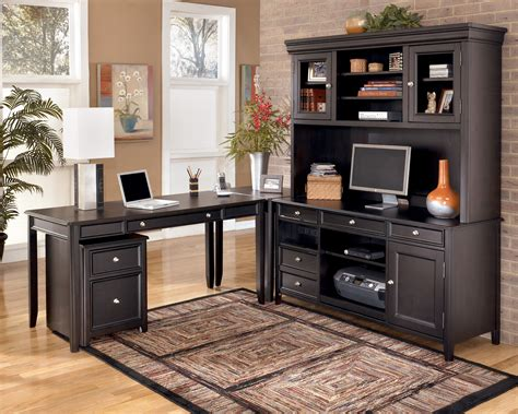 black home office furniture collections black home office furniture collections home inspiration