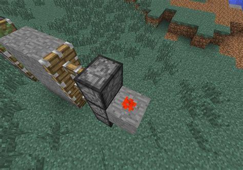 how to create a piston door in minecraft
