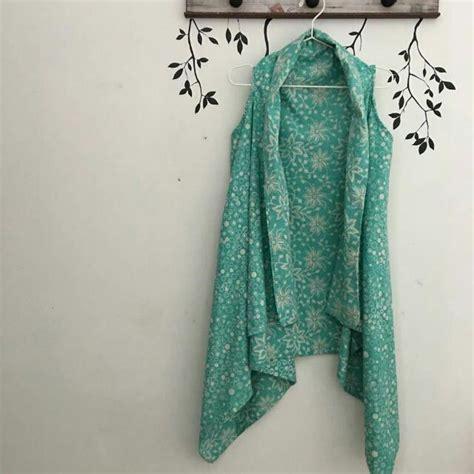 Batik Outer reversible outer batik wanita olshop fashion olshop