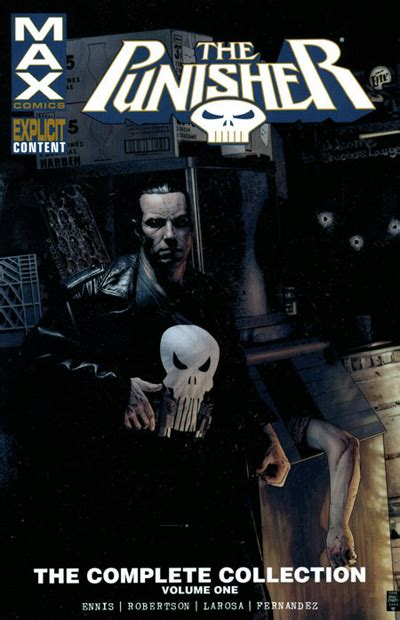 libro punisher max the complete know your vigilantes daredevil season 2 previews world