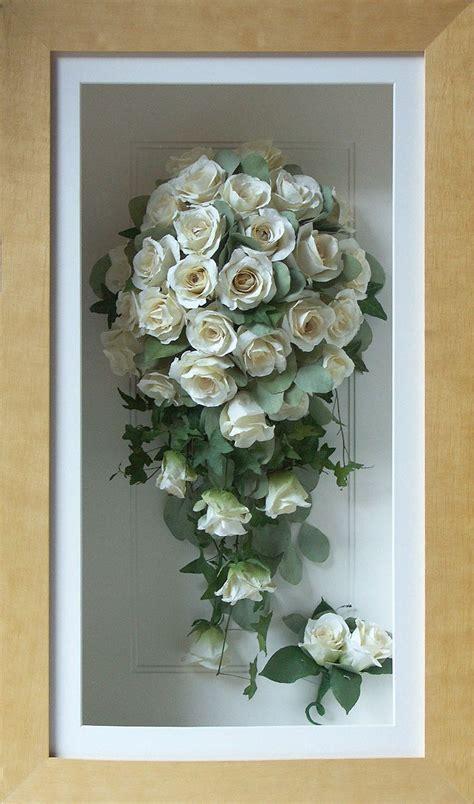 Wedding Bouquet Box Frame by Best 25 Bouquet Shadow Box Ideas On Preserve