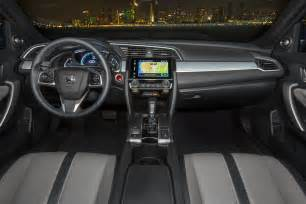 Honda Civic Tourer Interior by Honda Civic Review And Rating Motor Trend