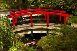 japanese garden bridge the japanese garden in butchart gardens rick holliday