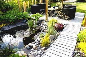 garden area ideas plus rectangle pond design garden designs interesting