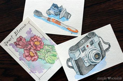 Postcard Handmade - handmade postcards simply notable