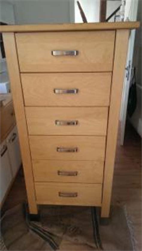 Schubladenschrank Ikea by Ikea Schubladenschrank Haushalt M 246 Bel Gebraucht Und