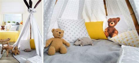 baby im kinderzimmer schlafen lassen das tipi zelt abenteuer f 252 r kinder