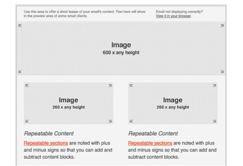 40 Attractive Mailchimp Email Newsletter Templates Xdesigns Mailchimp Template Size