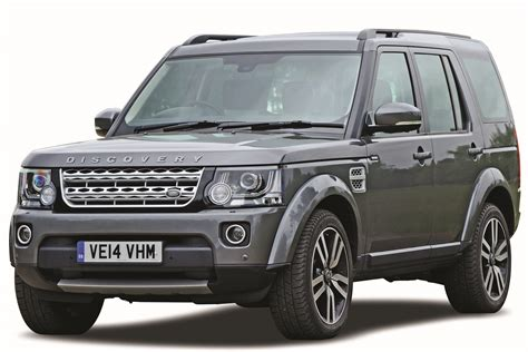 land rover diacovery land rover discovery suv reliability safety carbuyer