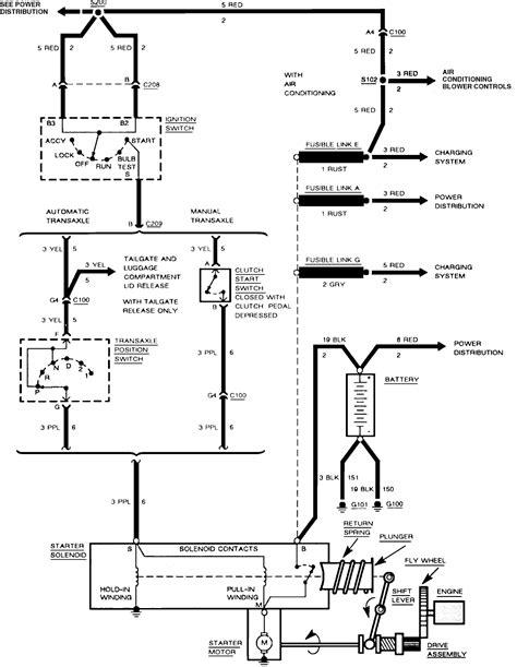 basic alternator wiring diagram wiring diagram database