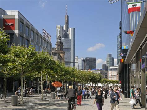 zeil shopping promenade frankfurt tourism - Zeil Shopping Promenade