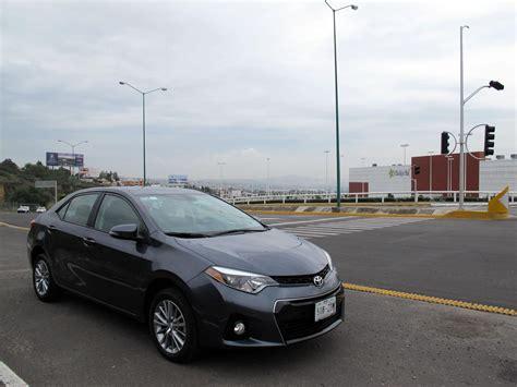 Toyota Corolla Mexico Toyota Corolla Se Fabricar 225 En M 233 Xico Autocosmos