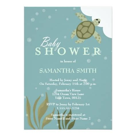Turtles Baby Shower Theme by Turtle Baby Showers Turtle Baby And Themes On
