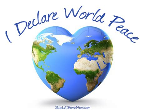 Peace World by World Peace Quotes Quotesgram