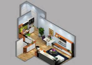 overlooking the small house design ideas