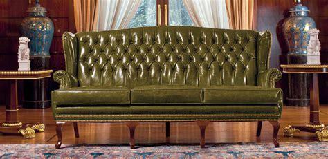 mascheroni divani divano in pelle artigianale stoccolma di mascheroni