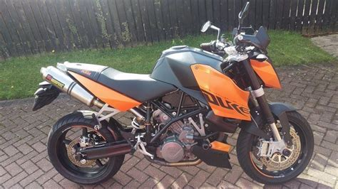 Ktm Superduke 990 Bike Of The Day Ktm 990 Duke Mcn