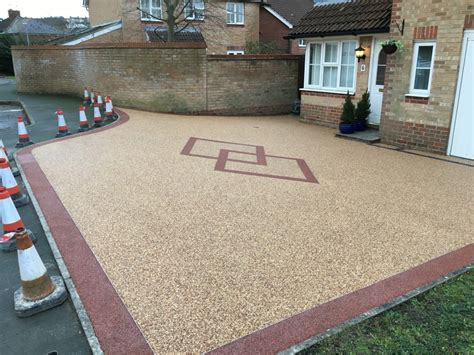 resin bound gravel driveway galleries star surfacing