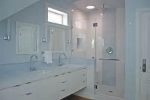 Rustic Double Vanity 6 X 9 Feet Bathroom Layouts Ideabook Bathroom Upstairs