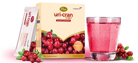 Prive Uri Cran Plus Cranberry Extract Uricran Anti Anyang Anyangan Dandelion
