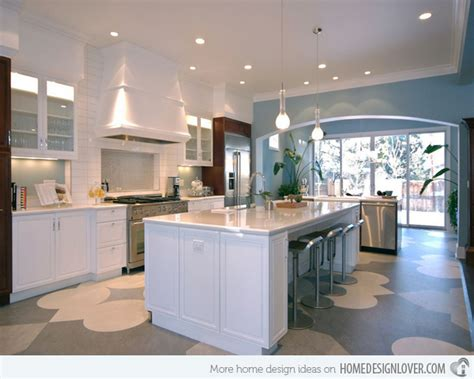 Different Kitchen Designs 15 Different Kitchen Flooring Designs Fox Home Design