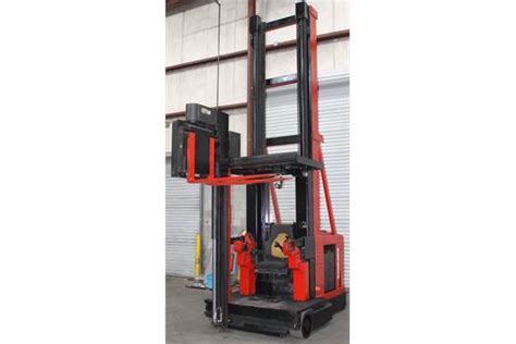 swing reach raymond narrow aisle swing reach truck forklift model
