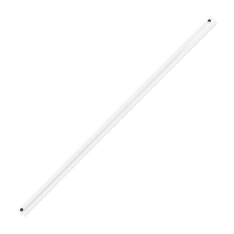 ceiling fan extension rod arlec 900mm white ceiling fan extension rod bunnings