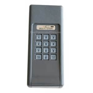 Garage Door Opener With Keypad Eagle Eg314 300 Mhz Wireless Garage Door Gate Opener Keypad