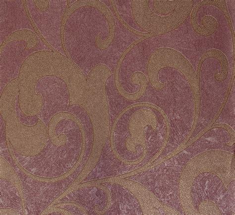 purple gold wallpaper uk wallpaper flower purple gold marburg 56810 ebay