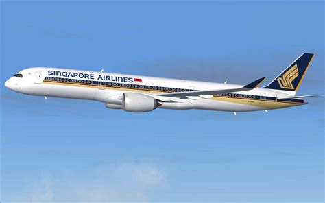 singapore airlines airbus a350 900 xwb v2 for fsx