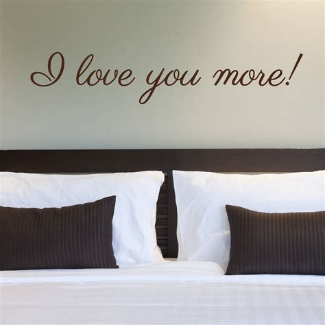 i you more wall sticker wall stickers