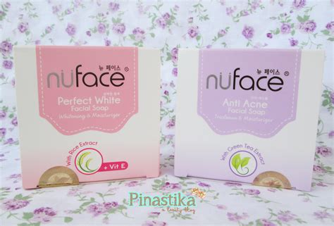 Nuface Mask Sheet review nuface soap white dan anti acne