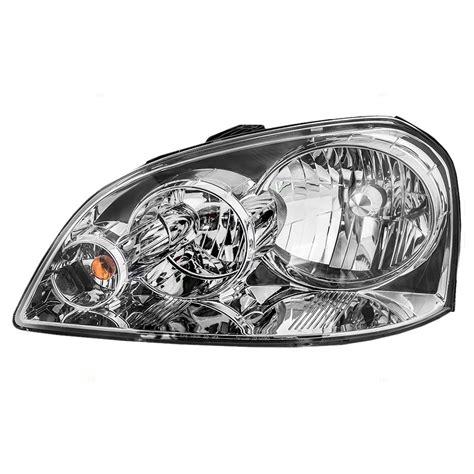 Suzuki Forenza Headlight Everydayautoparts 05 08 Suzuki Forenza Drivers