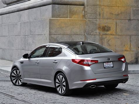 Kia Optima 2012 Price 2012 Kia Optima Price Photos Reviews Features