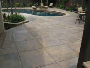 decking concrete patio sted concrete nh ma me decorative patio pool deck