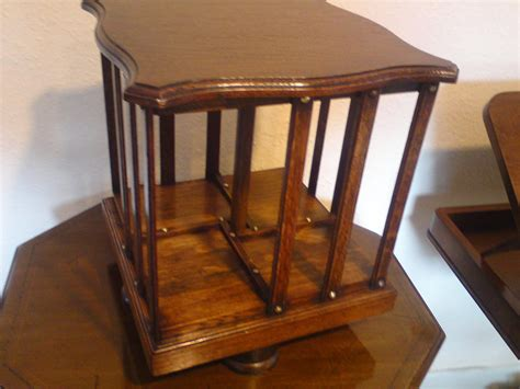 table top oak revolving bookcase antiques atlas