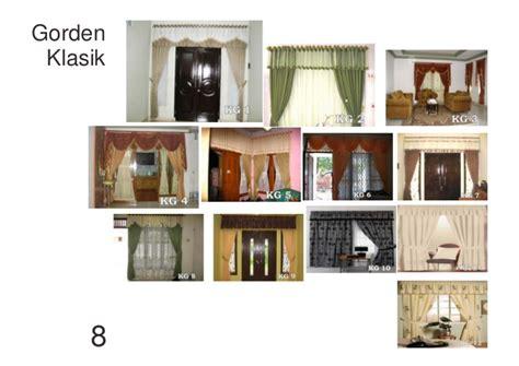 Gorden Klasik Katalog Model Gorden 2012