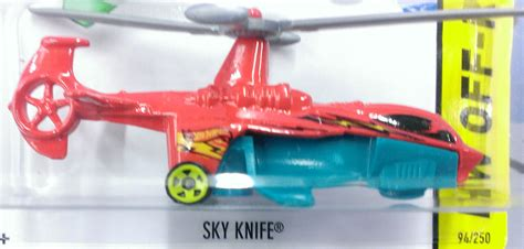 Wheels Sky Knife 2014 hotwheels car list 2015 all about diescast model kit